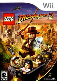 Buy LEGO Indiana Jones 2: The Adventure Continues for Wii