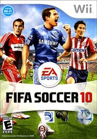 Rent FIFA Soccer 10 for Wii