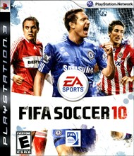 Rent FIFA Soccer 10 for PS3