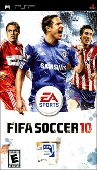 Rent FIFA Soccer 10 for PSP Games