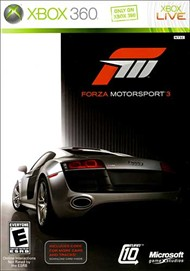 Rent Forza Motorsport 3 for Xbox 360