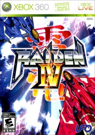Rent Raiden IV for Xbox 360