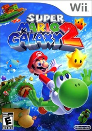 Rent Super Mario Galaxy 2 for Wii