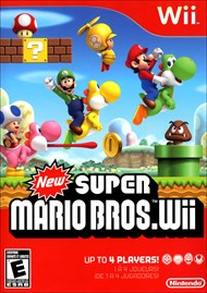 Rent New Super Mario Bros. Wii for Wii