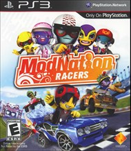 Rent ModNation Racers for PS3