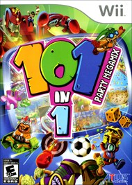 Rent 101-in-1 Party Megamix for Wii