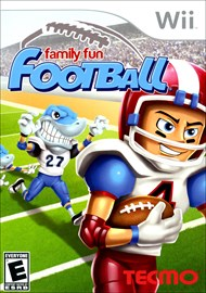 Rent Family Fun Football for Wii