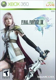 Rent Final Fantasy XIII for Xbox 360