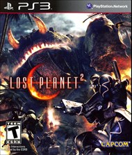 Rent Lost Planet 2 for PS3