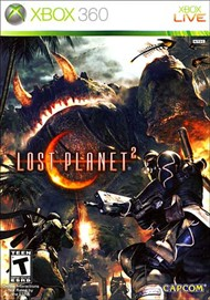 Rent Lost Planet 2 for Xbox 360