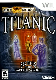 Rent Hidden Mysteries: Titanic Secrets of the Fateful Voyage for Wii