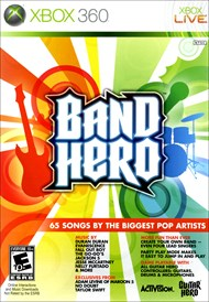 Rent Band Hero for Xbox 360