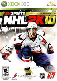 Rent NHL 2K10 for Xbox 360