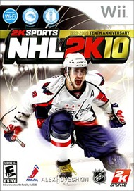 Rent NHL 2K10 for Wii