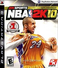 Rent NBA 2K10 for PS3