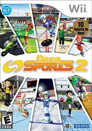 Rent Deca Sports 2 for Wii