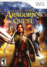 Rent Lord of the Rings: Aragorn's Quest for Wii