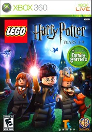 Rent LEGO Harry Potter: Years 1-4 for Xbox 360