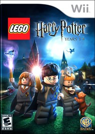 Rent LEGO Harry Potter: Years 1-4 for Wii