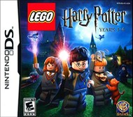 Rent LEGO Harry Potter: Years 1-4 for DS