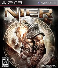 Rent Nier for PS3