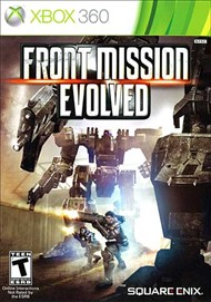 Rent Front Mission Evolved for Xbox 360