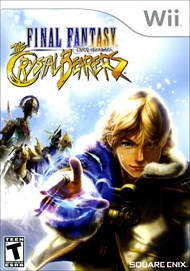 Rent Final Fantasy Crystal Chronicles: The Crystal Bearers for Wii
