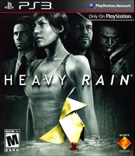 Rent Heavy Rain for PS3