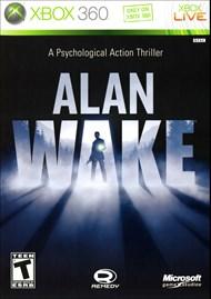 Rent Alan Wake for Xbox 360