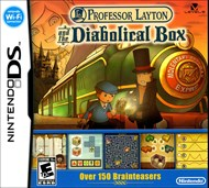 Rent Professor Layton & the Diabolical Box for DS