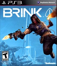 Rent Brink for PS3