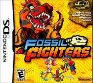 Rent Fossil Fighters for DS