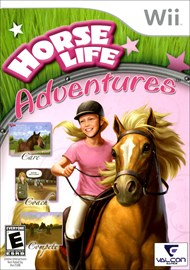Rent Horse Life Adventures for Wii