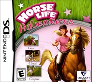 Rent Horse Life Adventures for DS