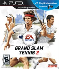 Rent EA Sports: Grand Slam Tennis 2 for PS3