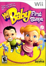 Rent My Baby First Steps for Wii