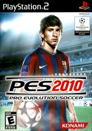 Rent Pro Evolution Soccer 2010 for PS2