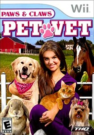 Rent Paws & Claws: Pet Vet for Wii