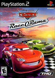 Rent Cars Race-O-Rama for PS2