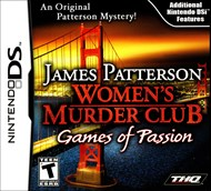 Rent Women's Murder Club: Games of Passion for DS