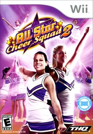 Rent All Star Cheer Squad 2 for Wii