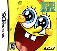 Rent SpongeBob's Truth or Square for DS