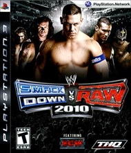 Rent WWE Smackdown vs. Raw 2010 for PS3