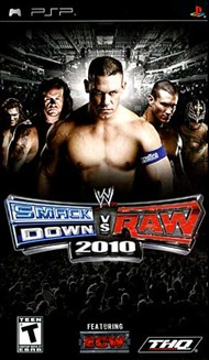 Rent WWE Smackdown vs. Raw 2010 for PSP Games
