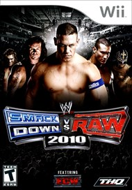 Rent WWE Smackdown vs. Raw 2010 for Wii