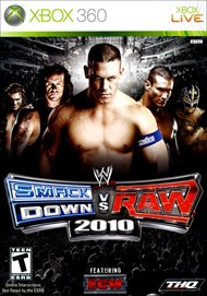 Rent WWE Smackdown vs. Raw 2010 for Xbox 360