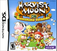 Rent Harvest Moon: Sunshine Islands for DS