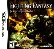 Rent Fighting Fantasy: The Warlock of Firetop Mountain for DS