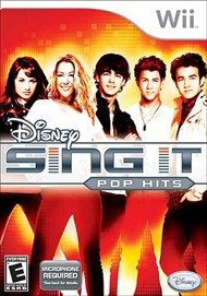 Rent Disney Sing It: Pop Hits for Wii