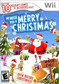 Rent We Wish You a Merry Christmas for Wii
